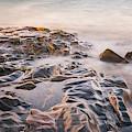 Allens Pond Xviii Color by David Gordon
