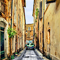 Alley In Avignon by Kay Brewer
