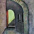 Alley Jaffa by Jillian Goldberg