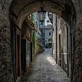 Alleys Of San Marino by Jaroslaw Blaminsky