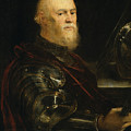 Almirante Veneciano   by Tintoretto  Jacopo Robusti