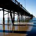 Along The Pier by Eric Christopher Jackson