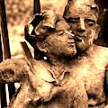 Altes Ehepaaar - Old Couple by Eva-Maria Di Bella