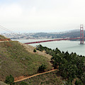 Amazing Golden Gate Bridge View by Christiane Schulze Art And Photography