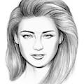 Amber Heard by Greg Joens