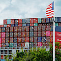 American Georgia Shipping Trade by Diann Fisher