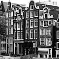 Amsterdam Architecture  by Aidan Moran