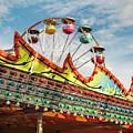 Amusement Park Fun by Anthony Doudt