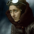 Amy Johnson English Aviator by Doc Braham
