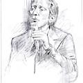 Andy Williams by David Lloyd Glover