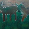 Animals In A Field by Edgeworth DotBlog