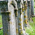 Annapolis Royal Gravestones by David Smith