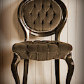 Antique Chair by Kirt Tisdale