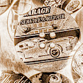 Antique Service Industry by Jorgo Photography - Wall Art Gallery