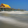 Apache Pier Waves by Dan Sproul