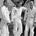 Apollo 11 Prime Crew, 1969 by Science Source