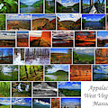 Appalachian Trail West Virginia Through Massachusetts by Raymond Salani III