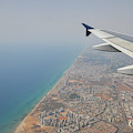 approach to Ben Gurion Airport, Israel w4 by Shay Levy