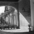 Arch And Shawdow by Venancio Diaz