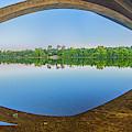 Arch Reflection by Jonathan Hansen