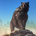 Arctodus, The Short Faced Bear by Daniel Eskridge