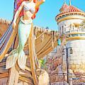 Ariel, The Little Mermaid, Walt Disney World by A Gurmankin