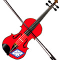 Arkansas State Fiddle by Bigalbaloo Stock