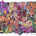 Armadillo Dreams by Stephanie Helvin