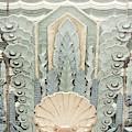 Art Deco Detail by Theresa Tahara
