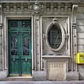 Art Deco Doorway by Dave Mills