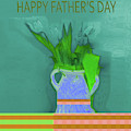 Art For Our  Father 5 by Miss Pet Sitter