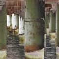 Art Print Columns 10 by Harry Gruenert