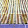 Art Print Walls 44 by Harry Gruenert
