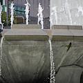 Arthur J. Will Memorial Fountain by Roslyn Wilkins