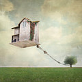 Artistic Image Representing An House by Valentina Photos