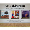 Arts M.perron Banner by Mario MJ Perron