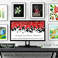 Artwork Designs By Delynn Addams by Delynn Addams