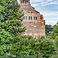 Asheville City Hall by Sharon Popek