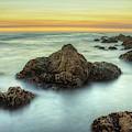 Asilomar Sunset by Morgan Wright