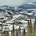 Aspen Airport Over The Pines by Adam Jewell
