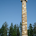 Astoria Column by Lost River Photography