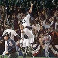 Atlanta Braves V New York Yankees by Al Bello