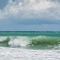 Atlantic Ocean by Zina Stromberg