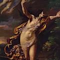 Aurora 1627 by Gentileschi Artemisia
