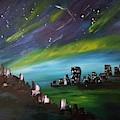 Aurora's Place              36 by Cheryl Nancy Ann Gordon