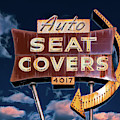 Auto Seat Covers by Robert FERD Frank