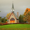 Autumn At Grand Pre by Karen Cook