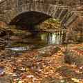 Autumn At Hadlock by Karin Pinkham