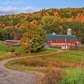 Autumn At The Farm by Kristen Wilkinson