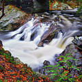 Autumn At The Sinks by Greg Norrell